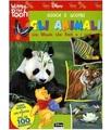 Gioca e scopri gli animali con Winnie the Pooh e i suoi amici. Con gadget