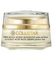 Collistar attivi puri crema ricca acido glicolico pelle perfetta 50 ML