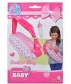 Simba New Born Baby - Tracolla regolabile con tasca e biberon per bambole da 38 a 43 cm, per bambini dai 3 anni in su