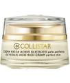 Collistar Attivi Puri Crema Ricca Acido Glicolico Pelle Perfetta - Crema Viso 50 ml