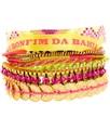 Hipanema Amor - Bracciale multifilo - multicolore