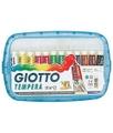 FILA GIOTTO Giotto Tempera 12 Pz Tubo 12 Ml
