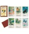 DAL NEGRO Mazzo di Carta 54 Carte Divinatorie I Tarocchi Misteri della Sibilla Cartomanti