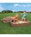 STEP 2 Step2 Play & Store 830200 Sabbiera bambini - Marrone