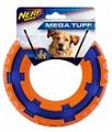 Hasbro Nerf Dog VP6682E - Anello TPR Spike, 15 cm, Blu/Arancione - Hasbro