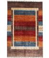 Annodato a mano. Provenienza: Afghanistan Tappeto Fatto A Mano Moderni Afghan 198X305 Rosso Scuro/Marrone Scuro (Lana, Afghanistan)