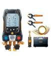 Testo Kit Per Il Vuoto E Sonde Termometriche Senza Fili E Serie Di Tubi Di Riempimento 557s 0564 5572