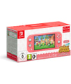 Nintendo Switch Lite Coral + Animal Crossing New Horizons +  Switch On-Line 3 mesi