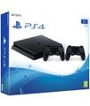 Sony PlayStation 4 Slim 1TB + 2 Dualshock 4 V2 1000GB + Dimmi chi sei!