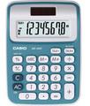 Casio MS-6NC Blu calcolatrice
