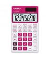 Casio SL-300NC Tasca Calcolatrice con display Rosso calcolatrice