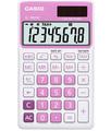 Casio SL-300NC Tasca Calcolatrice con display Rosa calcolatrice