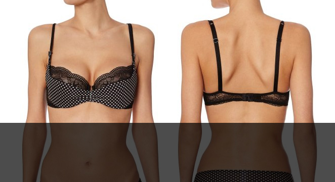 Reggiseni, slip e collant di marca